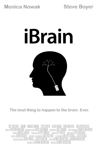 iBrain poster small